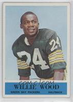 Willie Wood [GoodtoVG‑EX]