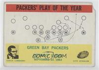 Green Bay Packers, Detroit Lions [Poor]