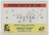 Green Bay Packers, Detroit Lions