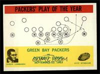 Packers' Play of the Year [NM]