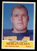 Merlin Olsen [NM]