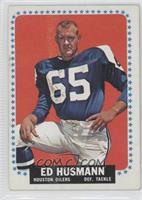 Ed Husmann