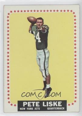 1964 Topps #117 - Pete Liske