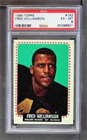 Fred Williamson [PSA 6]