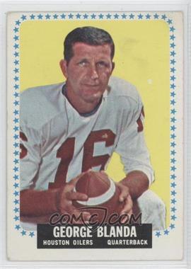 1964 Topps #68 - George Blanda