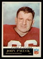 John Paluck [EXMT]
