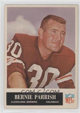 1965 Philadelphia - [Base] #37 - Bernie Parrish [GoodtoVG‑EX]