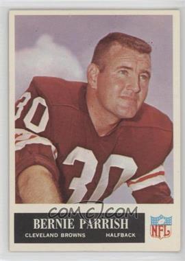 1965 Philadelphia - [Base] #37 - Bernie Parrish