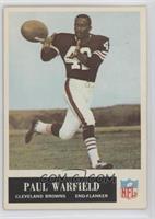 Paul Warfield [PoortoFair]