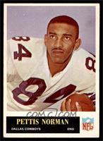 Pettis Norman [EX]