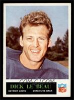 Dick LeBeau [EX MT]