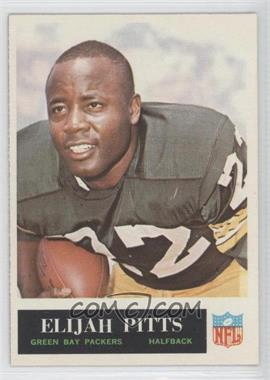 1965 Philadelphia - [Base] #80 - Elijah Pitts