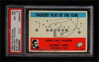 Packers' Play of the Year [PSA 8]