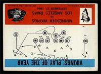 Minnesota Vikings, Los Angeles Rams [VGEX]