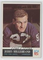 Jerry Hillebrand