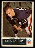 Greg Larson [EX]
