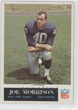 1965 Philadelphia #120 - Joe Morrison