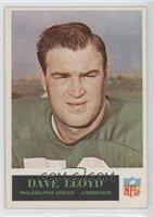 Dave Lloyd