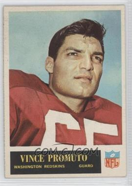 1965 Philadelphia #194 - Vince Promuto