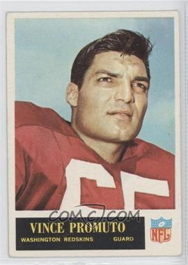 1965 Philadelphia #194 - Vince Promuto [Good to VG‑EX]