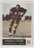 Charley Taylor [GoodtoVG‑EX]