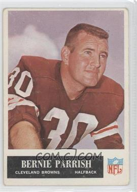 1965 Philadelphia #37 - Bernie Parrish [Good to VG‑EX]