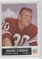 Bernie Parrish [Good to VG‑EX]