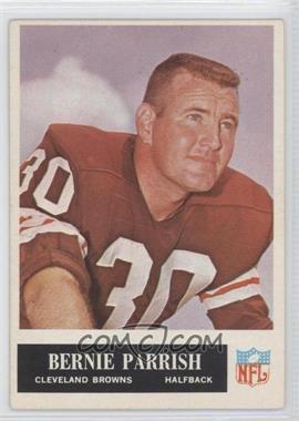 1965 Philadelphia #37 - Bernie Parrish