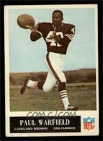 Paul Warfield [EX]