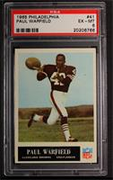 Paul Warfield [PSA 6]