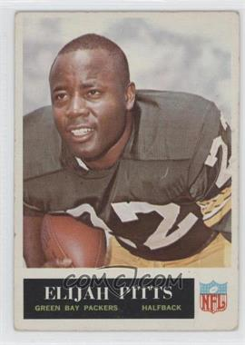 1965 Philadelphia #80 - Elijah Pitts [Good to VG‑EX]