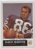 Marlin McKeever