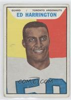 Ed Harrington [Good to VG‑EX]