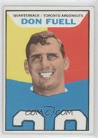 Don Fuell [Good to VG‑EX]