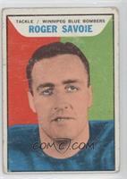 Roger Savoie [GoodtoVG‑EX]