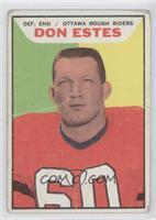 Don Estes [Good to VG‑EX]