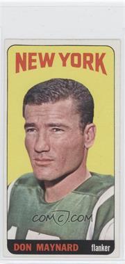 1965 Topps #121 - Don Maynard