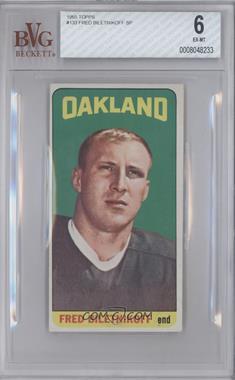 1965 Topps #133 - Fred Biletnikoff [BVG6]