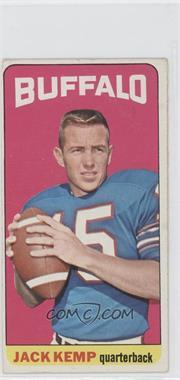 1965 Topps #35 - Jack Kemp [GoodtoVG‑EX]