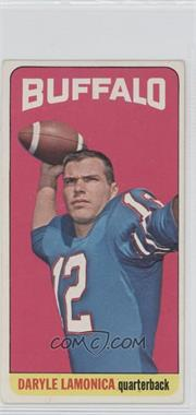 1965 Topps #36 - Daryle Lamonica