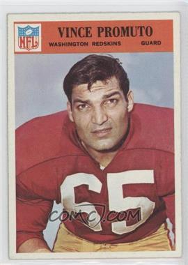 1966 Philadelphia #188 - Vince Promuto