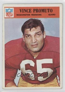 1966 Philadelphia #188 - Vince Promuto [Good to VG‑EX]
