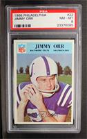 Jimmy Orr [PSA 8]