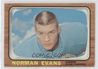 Norm Evans [GoodtoVG‑EX]