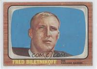 Fred Biletnikoff [GoodtoVG‑EX]