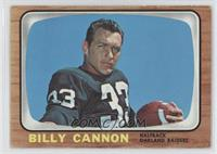 Billy Cannon [Good to VG‑EX]