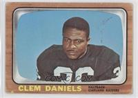 Clem Daniels [GoodtoVG‑EX]