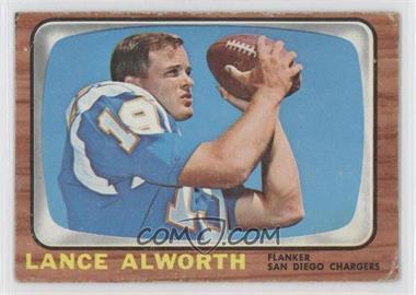 1966 Topps #119 - Lance Alworth [GoodtoVG‑EX]