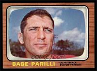 Babe Parilli [NM]