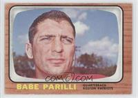 Babe Parilli [Good to VG‑EX]